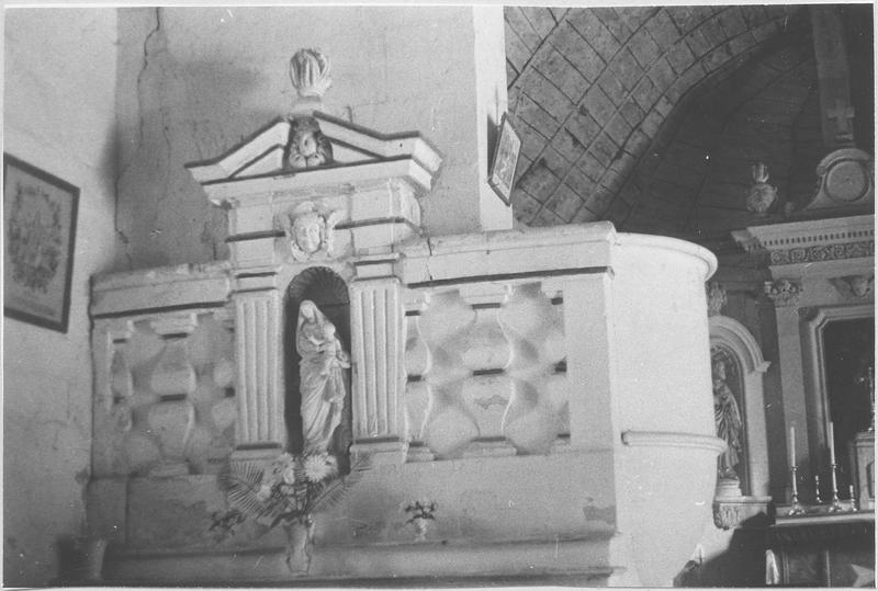 Eglise de Saint-Pierre en Vaux