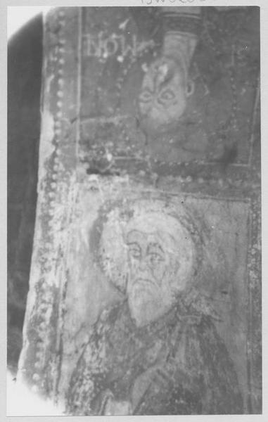 Peinture monumentale : la Crucifixion