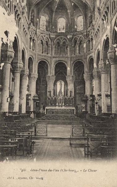 Ancienne église abbatiale Notre-Dame-du-Voeu