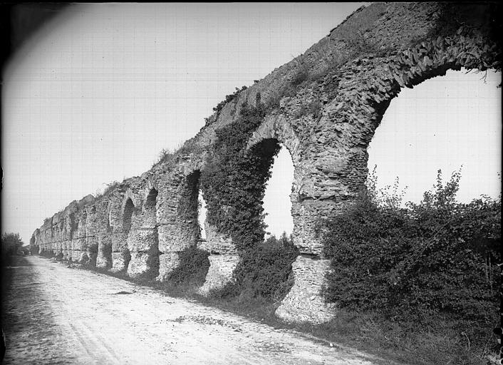 Arches de la partie ouest