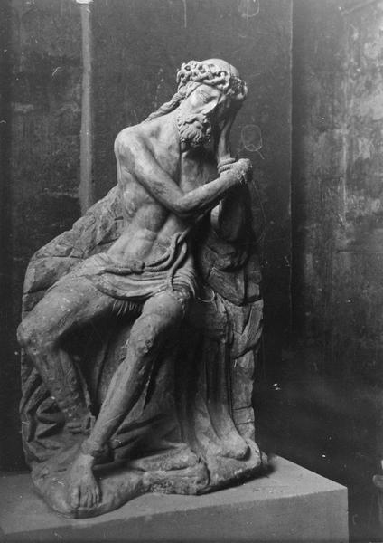 statue : Le Christ aux liens