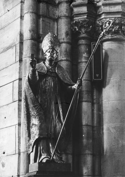 Statue : Saint Alpin