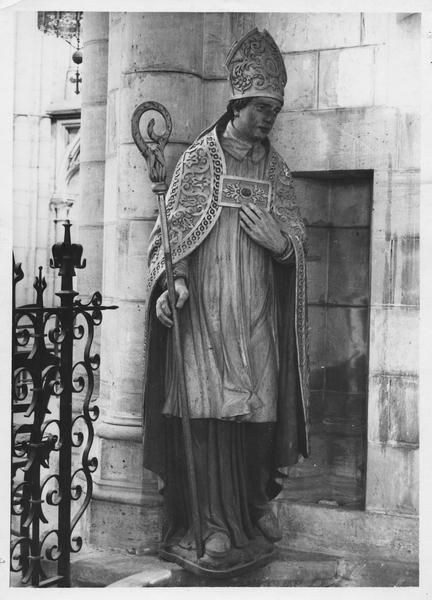 Statue : Saint Elaphe