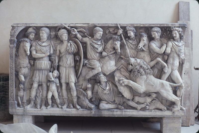 Sarcophage dit tombeau de Jovin