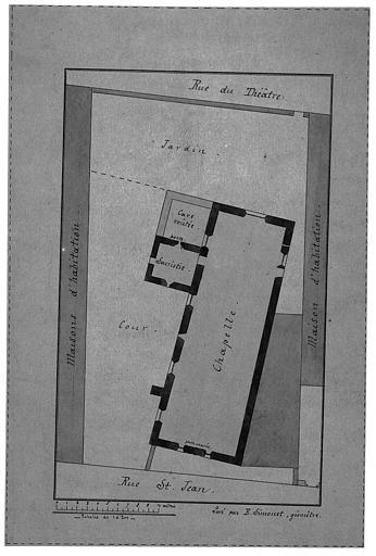 Plan de géomètre