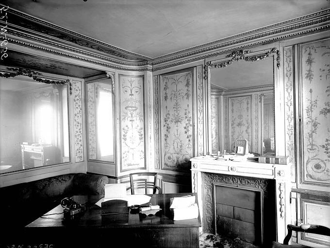 Cabinet du premier étage