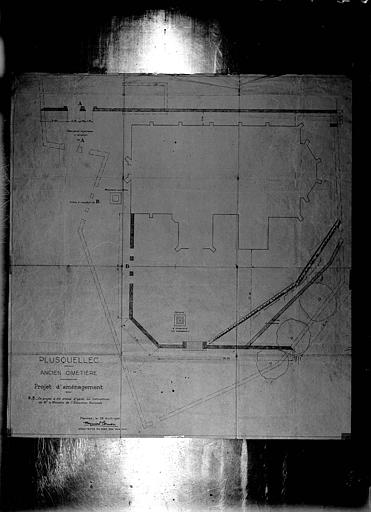 Plan de projet d'aménagement