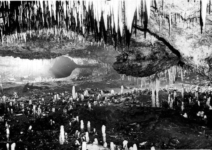 Grotte préhistorique du Pas-de-Joulié (partie)
