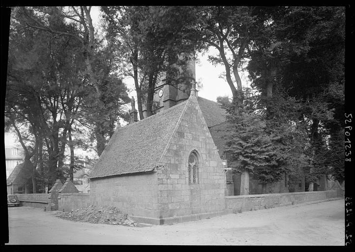 Eglise paroissiale Notre-Dame-de-Croas-Batz