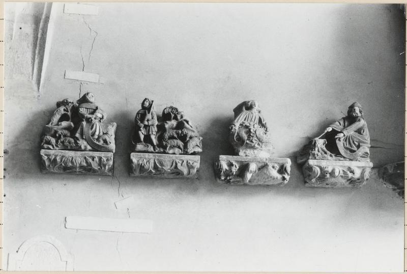 Sculpture : la Nativité