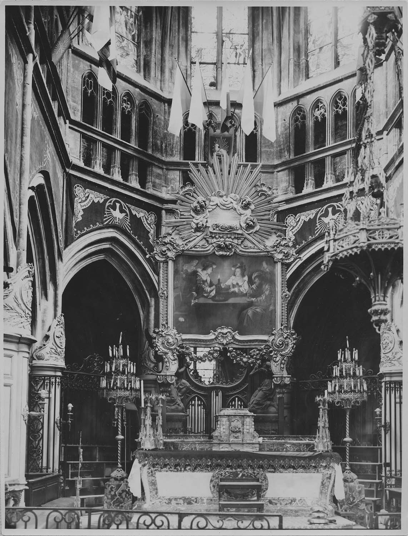 Tableau : Salomé présentant à Hérodiade la tête de saint Jean-Baptiste