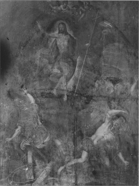 Tableau : la Résurrection de Jésus Christ