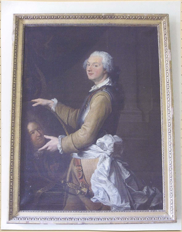 Tableau : portrait de Jules-Bertrand Arnolfini de Magnac