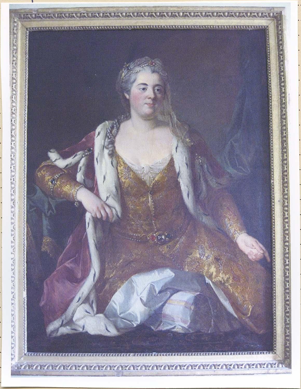 Tableau : portrait de Marie-Jeanne Rutanbelle, comtesse de Magnac