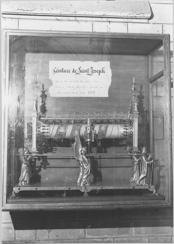 reliquaire de la ceinture de saint Joseph