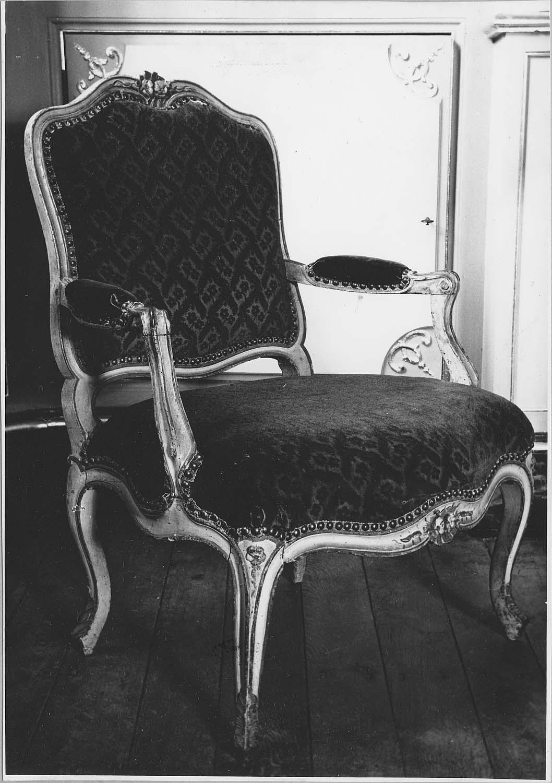 2 fauteuils (paire) style Louis XV