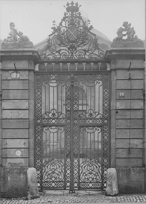 Clôture (grille)