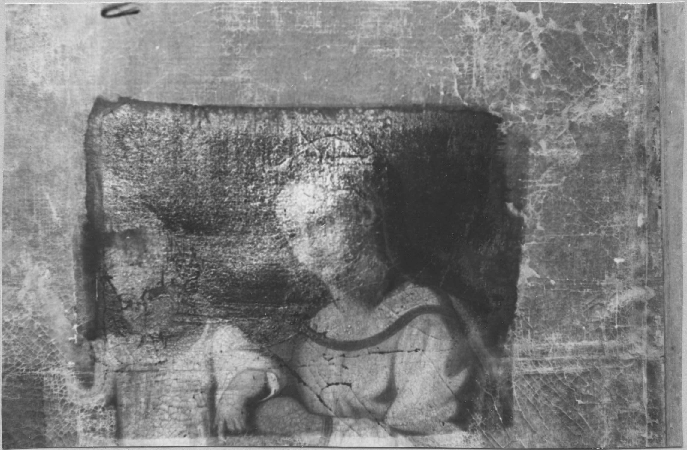 Tableau : Vierge, l'Enfant Jésus et saint Joseph (La)