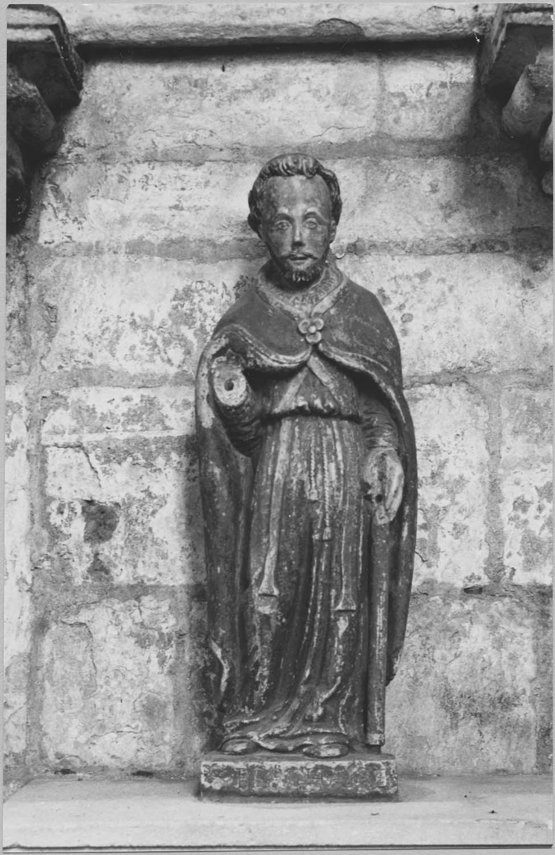 Statue : Saint Berchaire