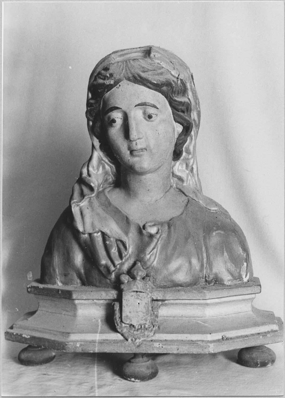 Buste-reliquaire : Sainte Syre