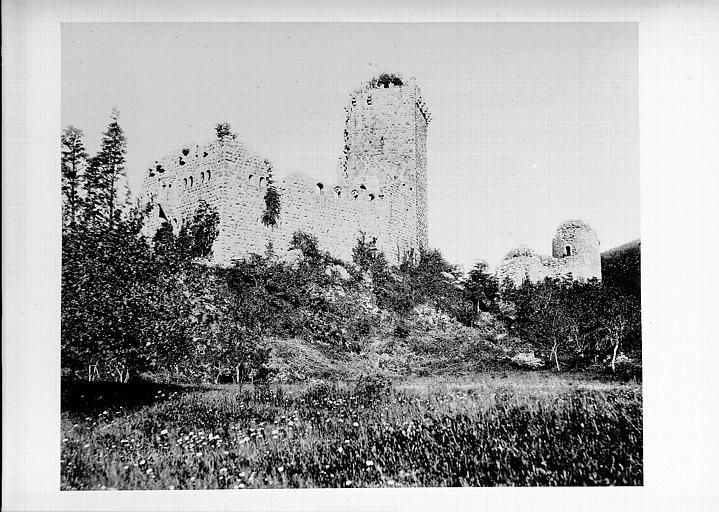 Château fort de Landsberg