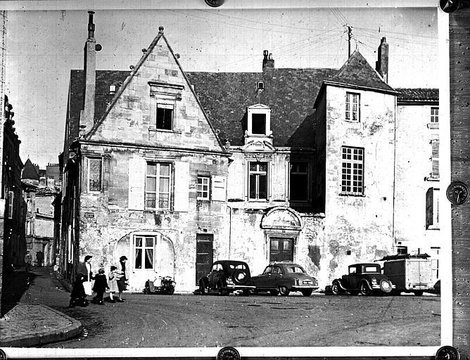 Etat en 1953
