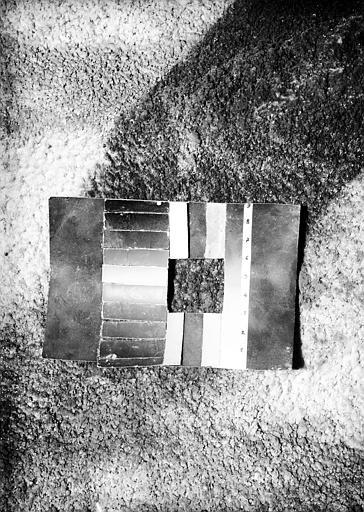 Diverticule axial de la paroi droite : pied du taureau noir