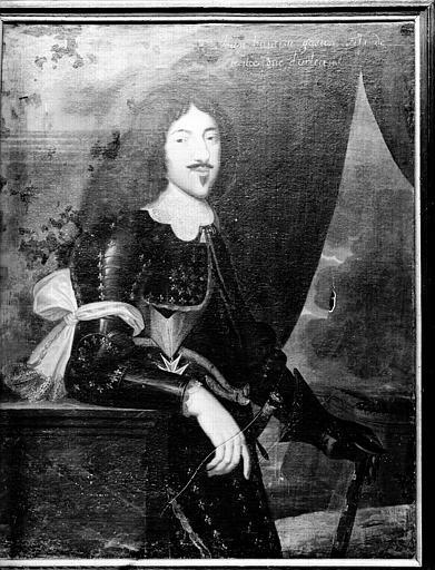 Portrait de Jean-Baptiste Gaston duc d'Orléans, deuxième fils de Louis XIII