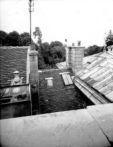 Délabrement des toitures