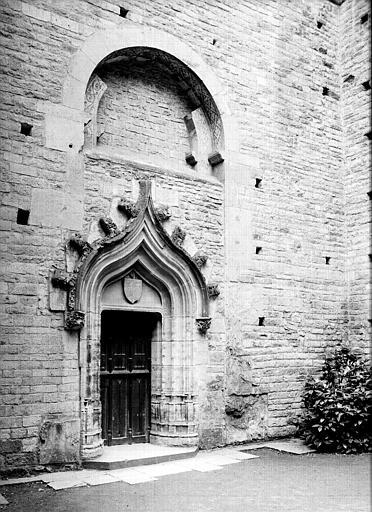Croisillon sud du grand transept : voûtes vers le sud