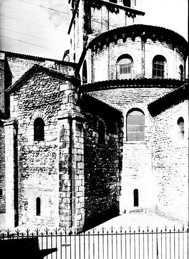 Abside : chapelle rayonnante sud-est