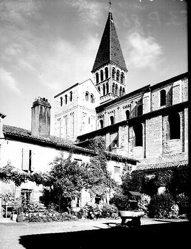 Ancienne abbaye Saint-Philibert