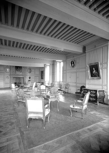 Premier étage, aile est : Grand Salon