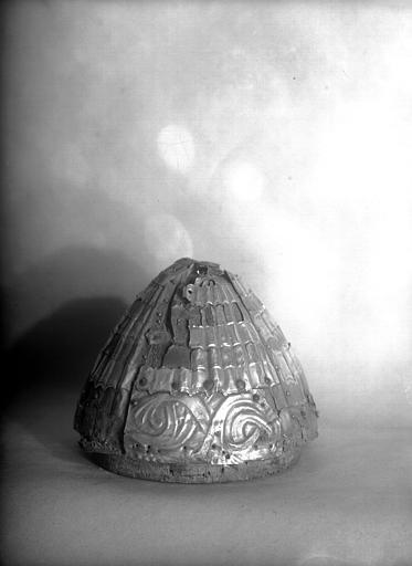 Lanterne de saint Vincent dite de Bégon : dôme, extérieur 1, état avant restauration
