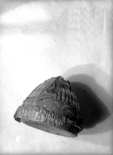 Lanterne de saint Vincent dite de Bégon : dôme, extérieur 2, état avant restauration