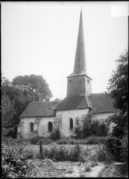 Eglise Saint-Jean-Baptiste de Mailly-le-Petit ou du Petit-Mailly