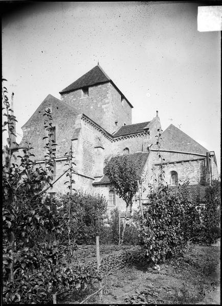 Eglise Saint-Martin-du-Bourg (ancienne)