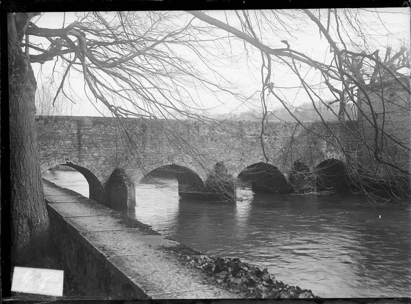 Pont des Grandes Grilles ou des Boulangers ou des Tourniquets