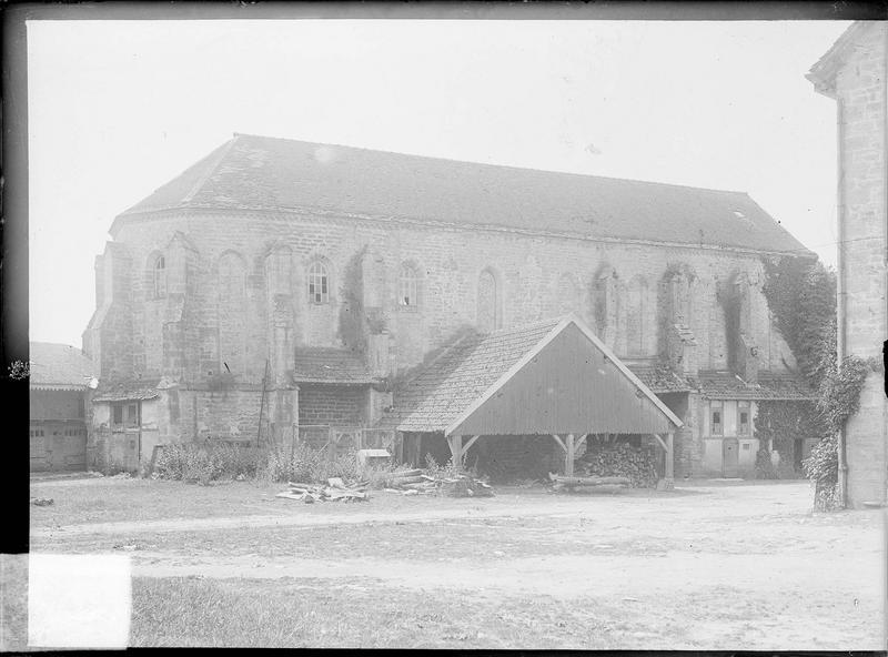 Chapelle de Templiers Saint-Georges dite Chapelle de L'Ancienne Commanderie d'Epailly