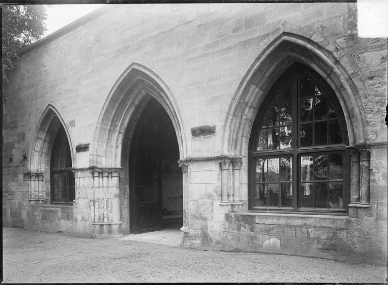 Ancienne abbaye de Maubuisson