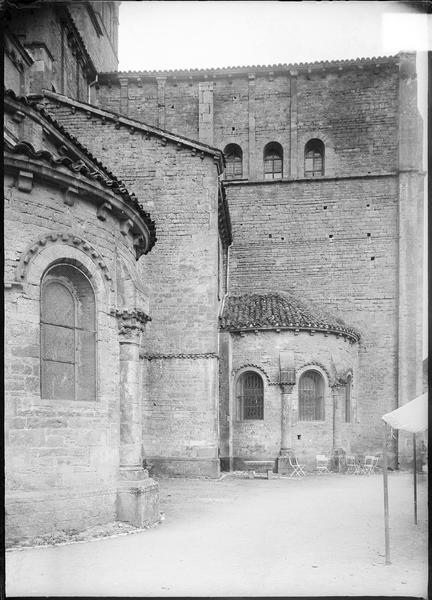 Croisée du transept nord