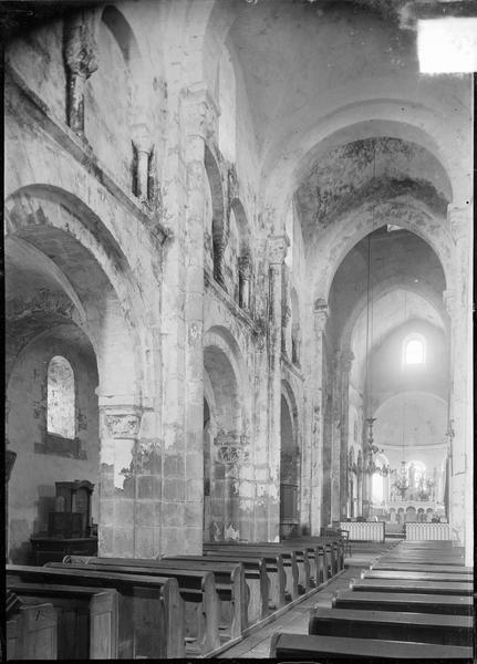 Ancienne église Saint-Martin, actuellement Saint-Jean-Baptiste