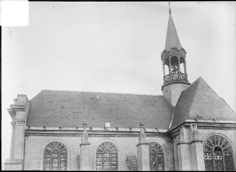 Chapelle : ensemble nord