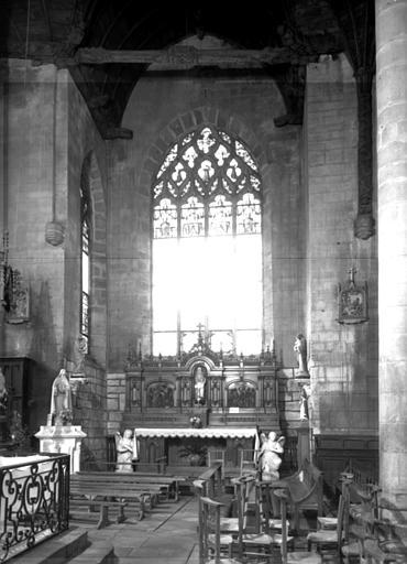 Chapelle latérale sud