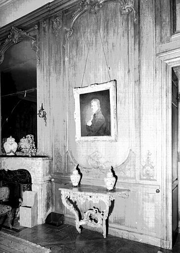 Manoir, Château