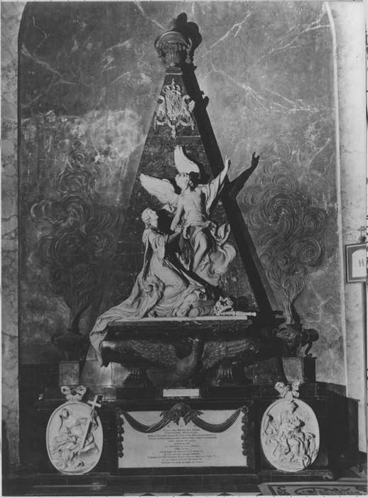 Tombeau de Catherine Opalinska, femme de Stanislas Leszczynski, roi de Pologne