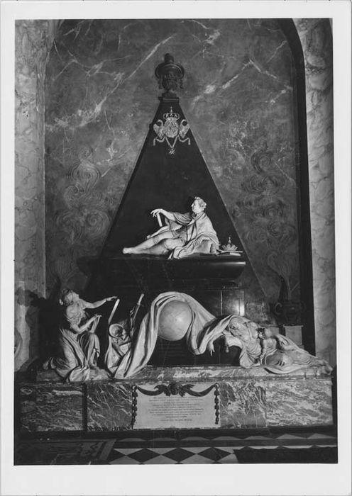 Tombeau de Stanislas, roi de Pologne et dernier duc de Lorraine