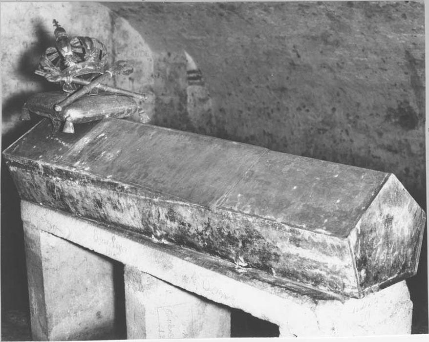 Cercueil de Stanislas Leszczynski, Catherine Opalinska, du duc et de la duchesse Ossolinski