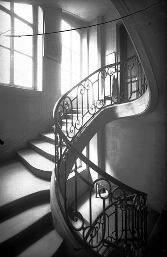 Escalier du premier étage