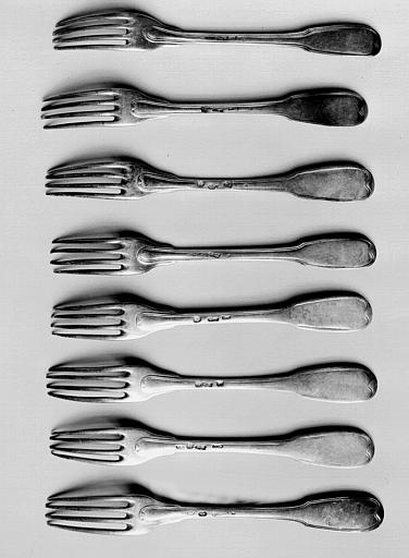 Série de fourchettes